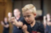 kidstraining kung fu