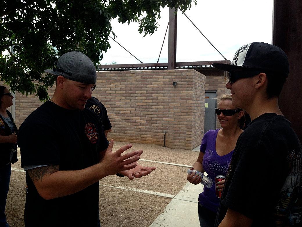 Kyle, Kaye, & Garrett