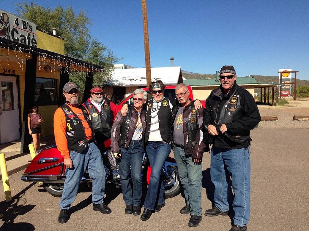 Prescott Star 511 BBQ Ride