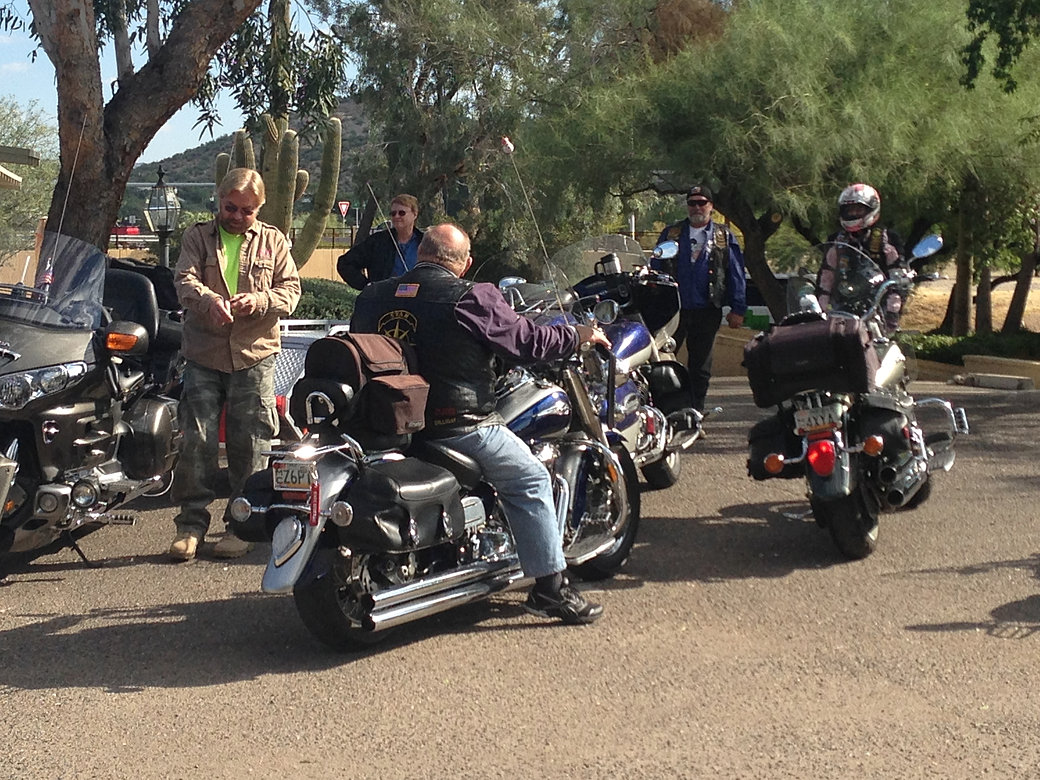 Chapter 511 2yr Anniversary Ride