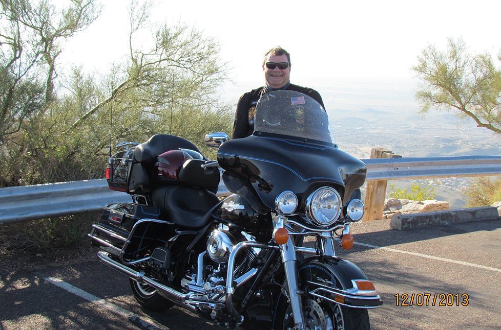 Judge on the South Mountain Ride