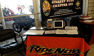Ride Now Member Event