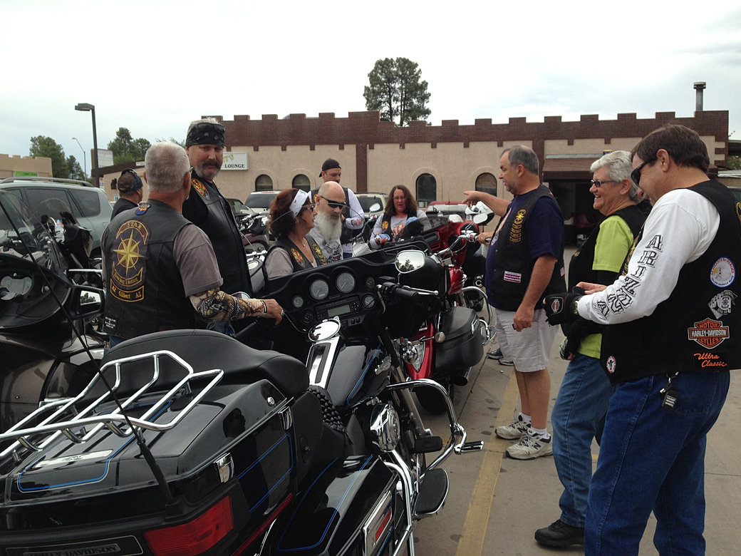 Jerome Ride 2014
