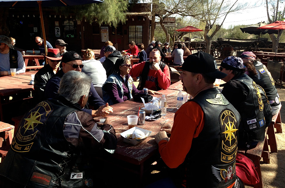 Greasewood Flats Ride