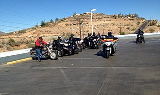 Roosevelt Lake Ride