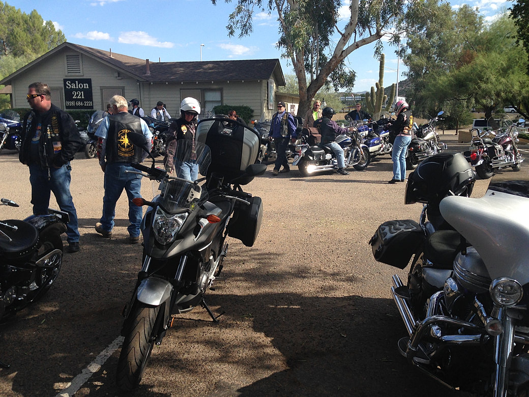 Chapter 511 2nd Anniversary Ride '14