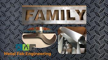 Laser Cut Steel Parts