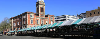 The Market Hall, Market Square, Chesterf