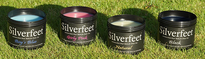 Silverfeet Hoof Oil, hoof infection, hoof thrush