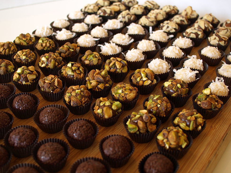 Maya Brigadeiro Brazilian Sweets in Los Angeles