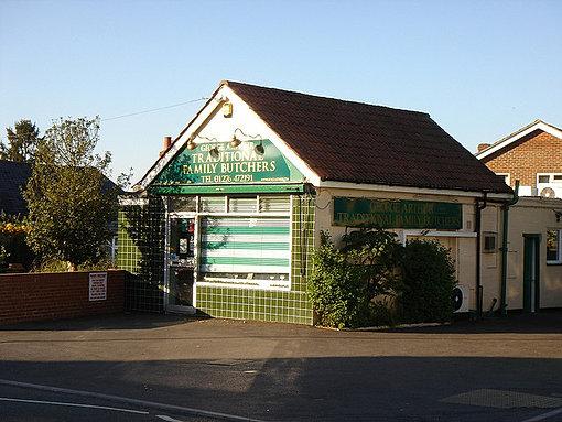 George Arthur Butchers Shop