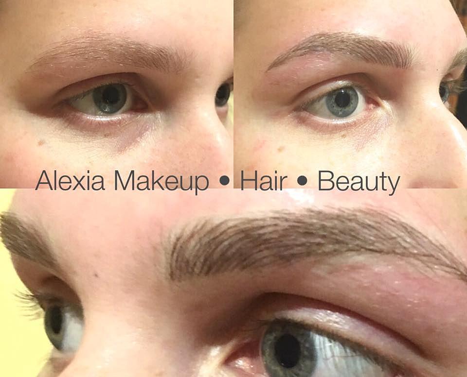 Alexia Makeup Artist Adelaide Eyebrow Tattoo