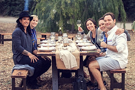 Farm-to-Table Dinners and Events