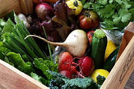 Local CSA Produce Box