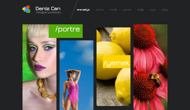 Fotoğrafçı Sitesi