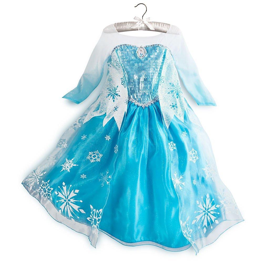Купить платье эльзы из холодного сердца для девочек в москве - ae