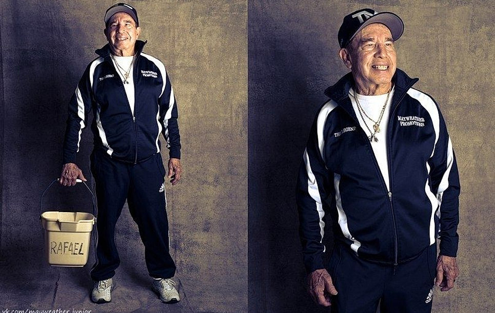Рафаэль Гарсия