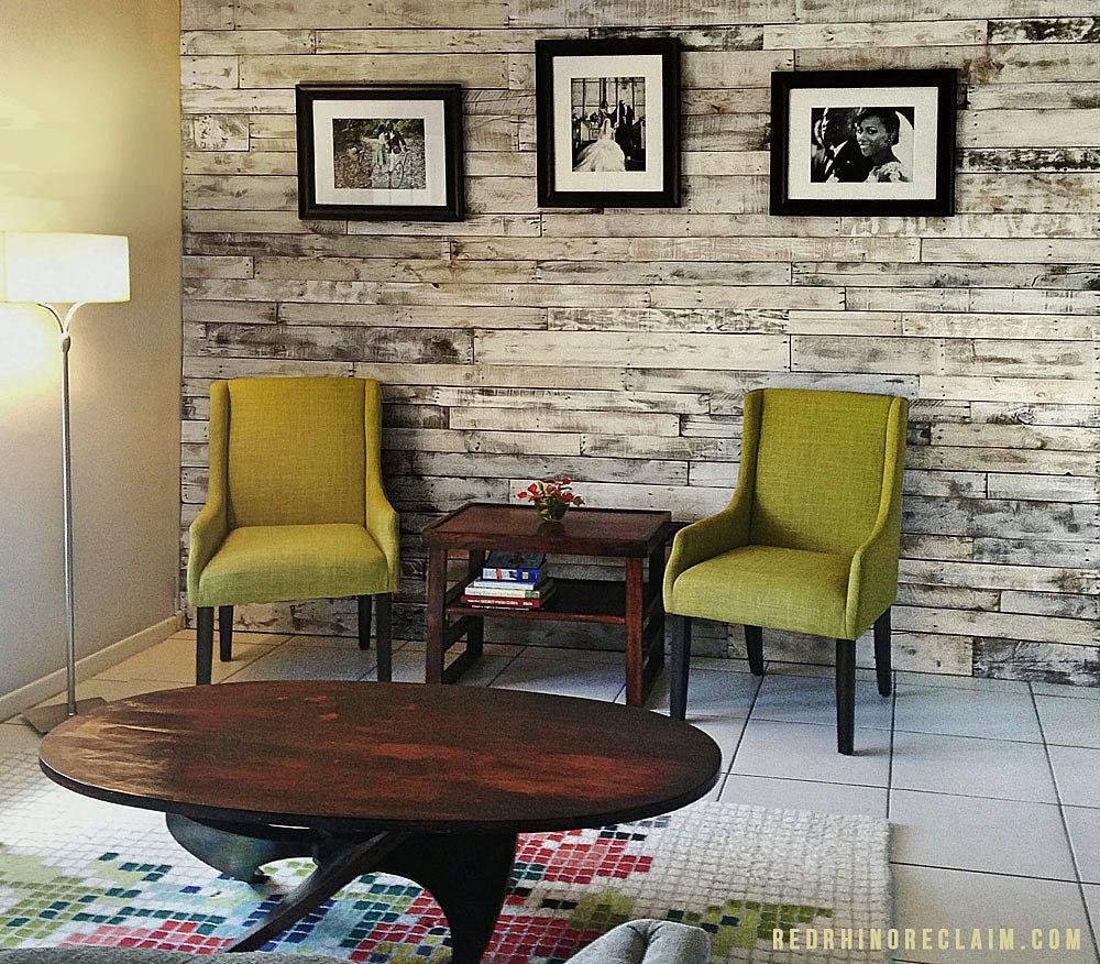 Custom Created Cottage Finish - Reclaimed Wood Orlando - Red Rhino Reclaim. - Reclaimed Wood Orlando Miami, FL
