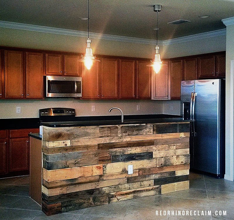 Reclaimed Wood Orlando WB Designs - Sealing Reclaimed Wood WB Designs