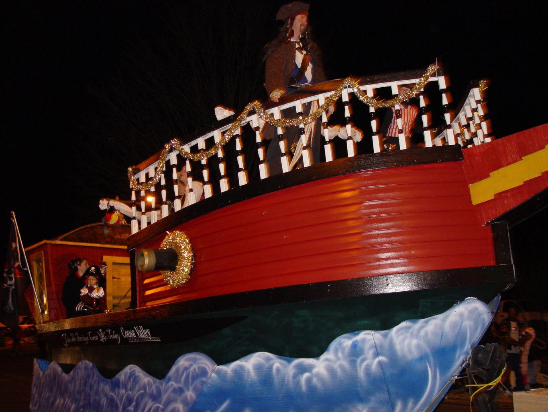 Christmas Parade 12208
