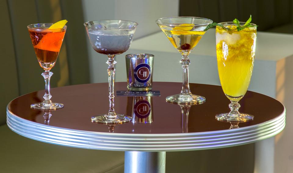 San francisco 39 s premier art deco cocktail lounge bush for Cocktail 69 special