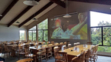 Sport on the big screen at Roselands