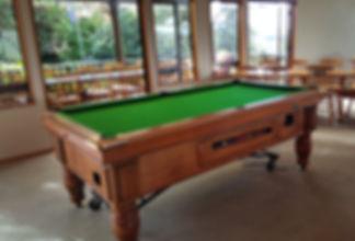 Play pool at Roselands