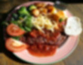 Sirloin Steak Meal