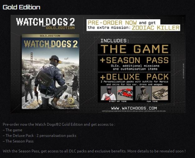 Watch Dogs Deluxe Edition Cracked Dm