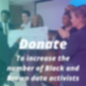 Donate To increase the number of Black a