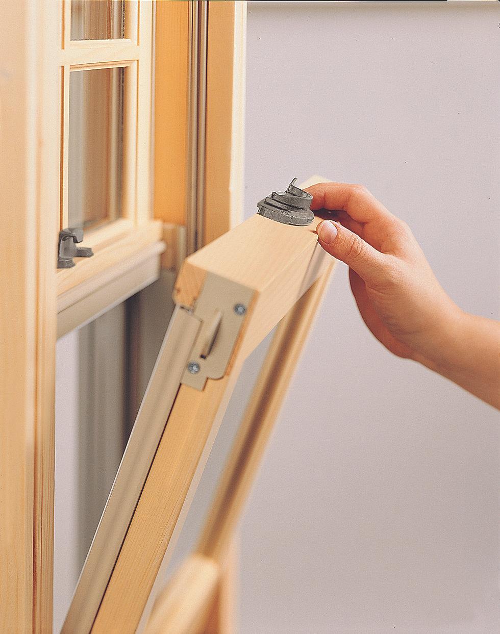 Ahsap giyotin pencere for Marvin single hung windows