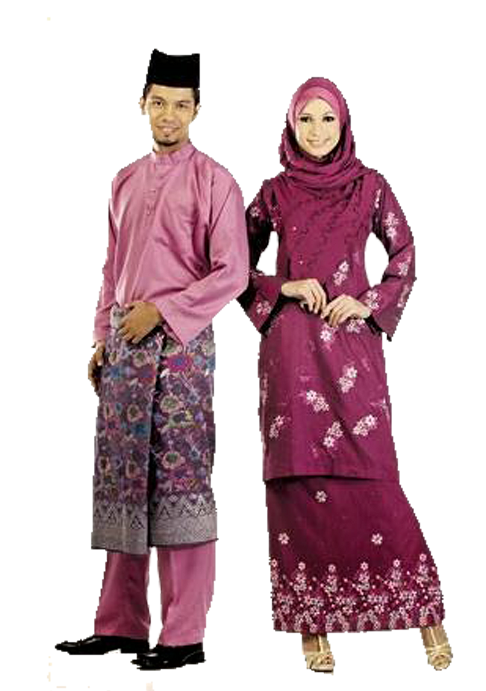 Malay traditional dress teen 7