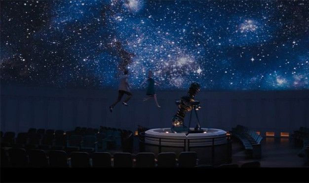 Image result for la la land griffith observatory scene