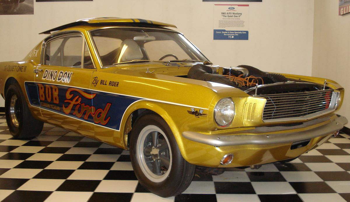 1965 Cammer Mustang