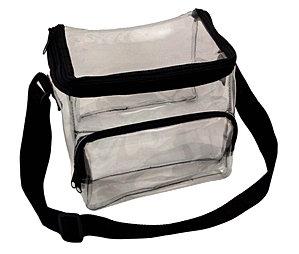 Clear Medium Lunch Bag - CH-1230