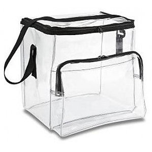 Extra Large Clear Lunch Bag CH-1250