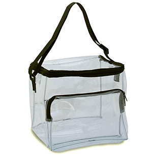 Clear Large Lunch Bag - CH-1240