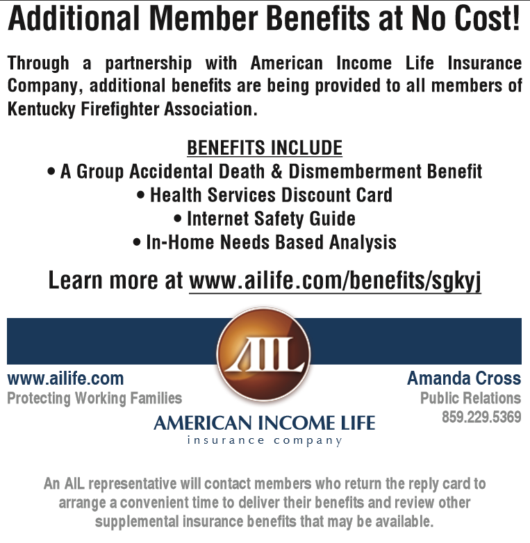 What are some of the benefits offered by AIL life insurance company?