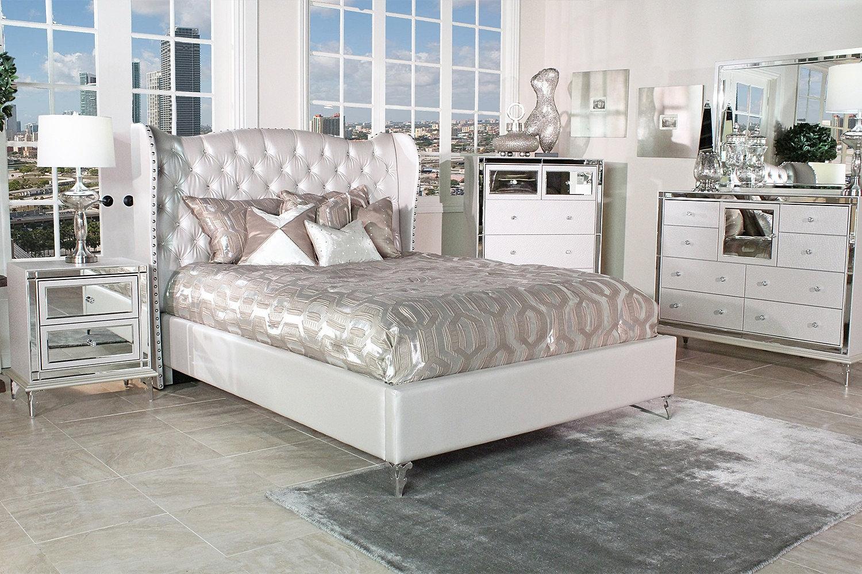 Baileysfurniture - Aico torino bedroom set