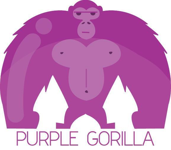 Purple Gorilla Wix Com
