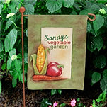 Vegetable Garden Flag