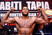 Michael Hunter at city boxing club las vegas