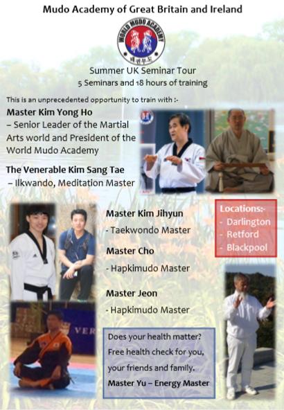 taekwondo paris 15