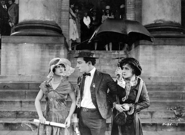 Risultati immagini per io e il ciclone film 1928