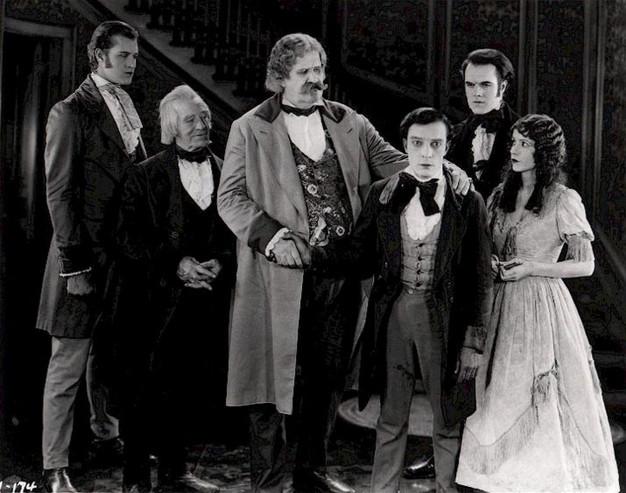 Risultati immagini per la legge dell'ospitalità film 1923