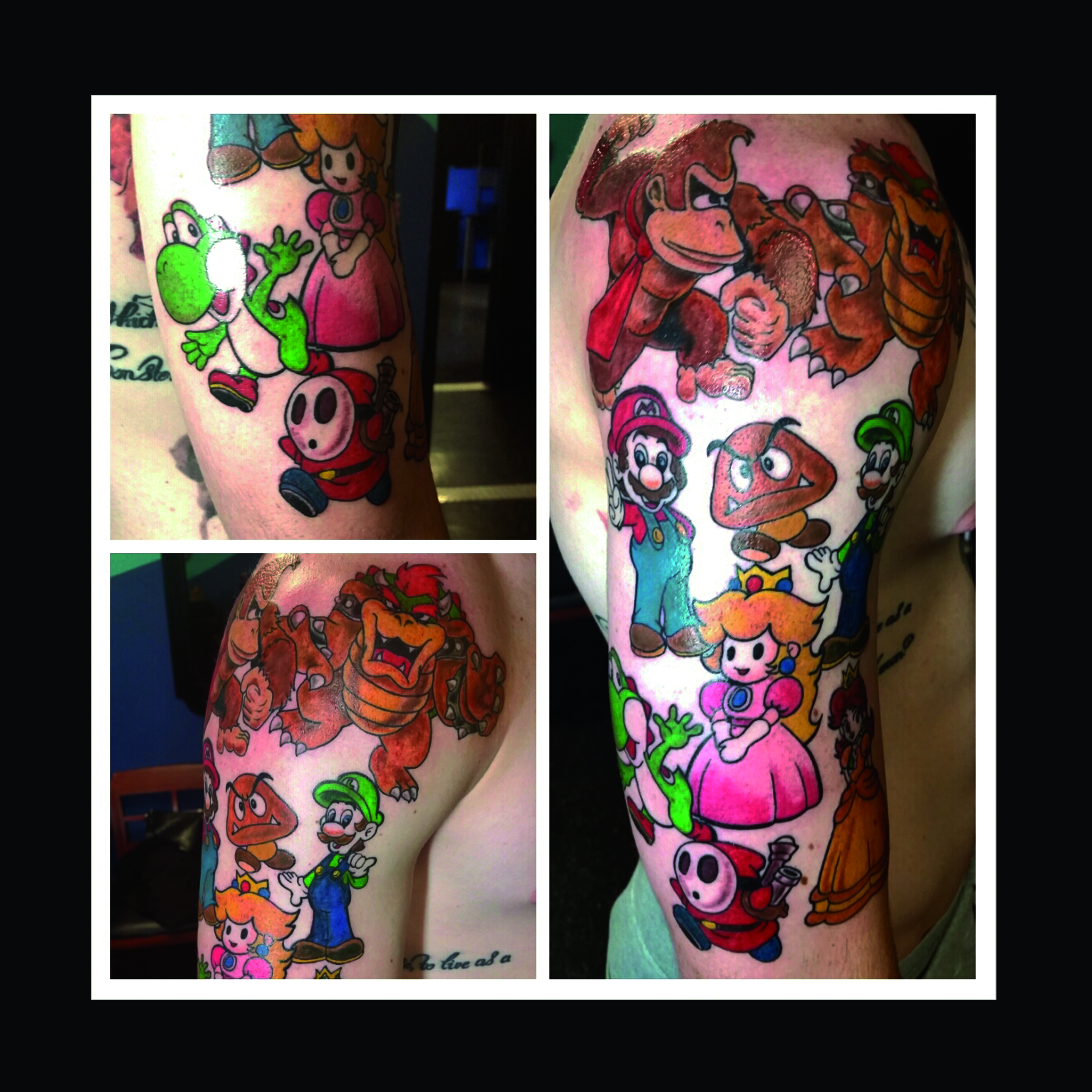 Tattoo places in pensacola fl / Pictures of colorado springs co