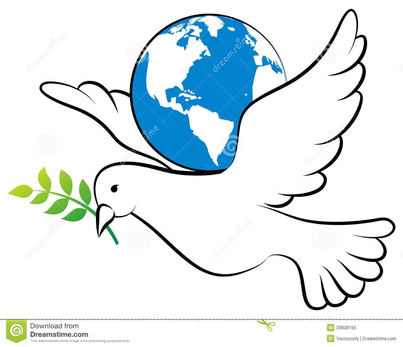 Рисунки на тему миру мир с голубями