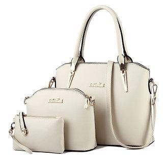 Набор сумок 3 в 1 арт А83 Натур. кожа