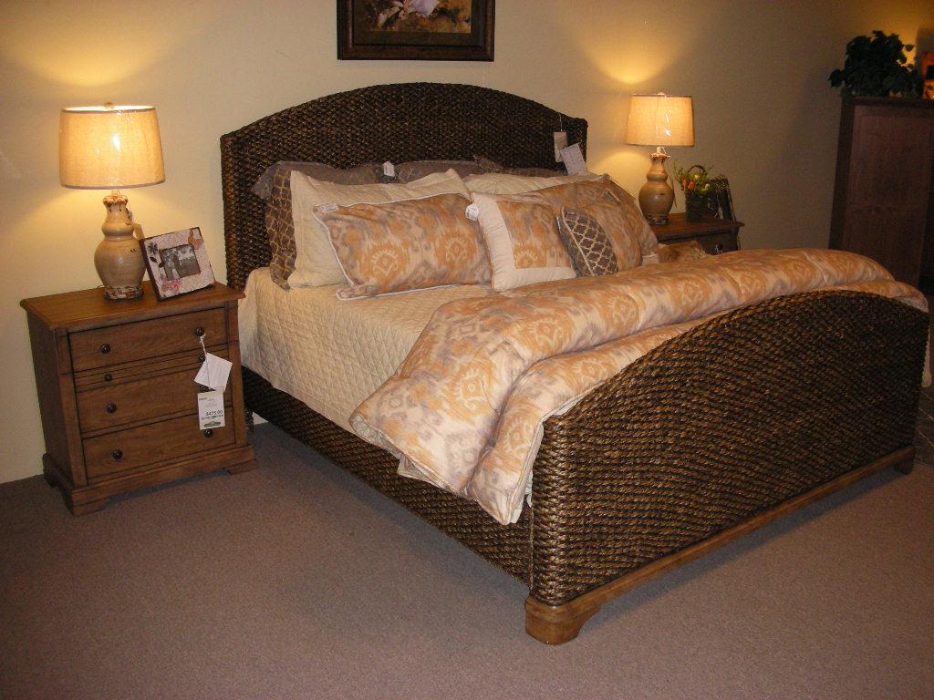 Green Mountain Furniture Nh #23: Green Mountain Furniture | Ossipee, NH | R8 Seagrass Bed.