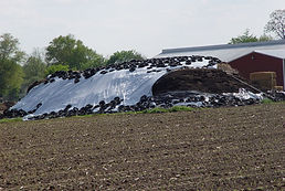 Silage cover